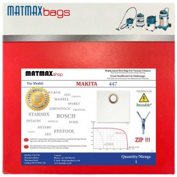 ZIP Bag for: Makita 447