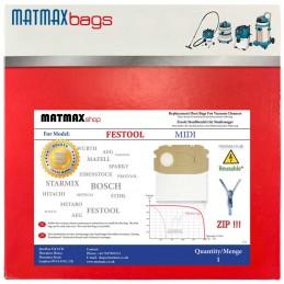ZIP Bag for: Festool CTL MIDI
