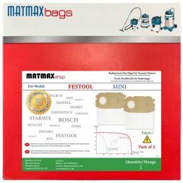Dust Bags for Festool CTL MINI