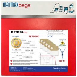 ZIP Bags For Festool CTL MINI