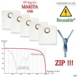 5x Reusable* ZIP,...